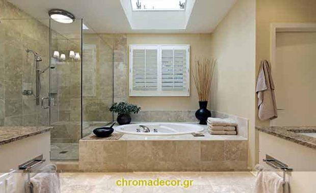 Οι καλύτερες ιδέες για ανακαίνιση μπάνιου