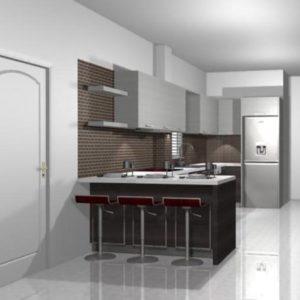 ανακαίνιση κουζινας σχεδιο