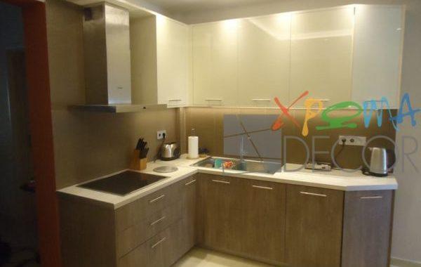 Ανακαίνιση κουζίνας στα Κάτω Πετράλωνα