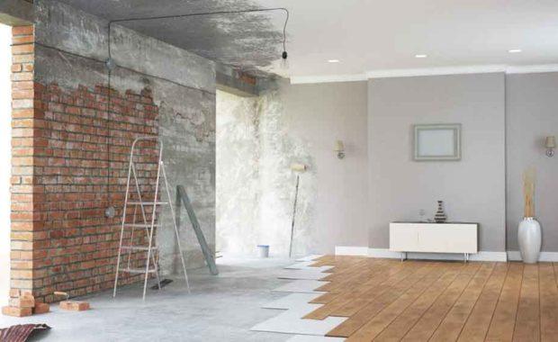 Ένα σπίτι πριν και μετά την ανακαίνιση