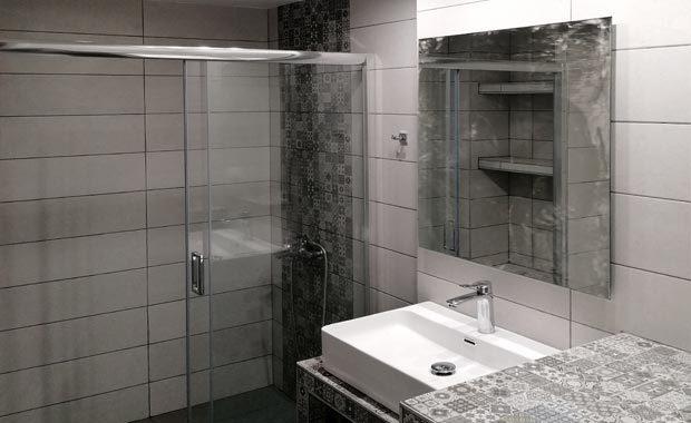 Ανακαίνιση μπάνιου στο νέο Φάληρο