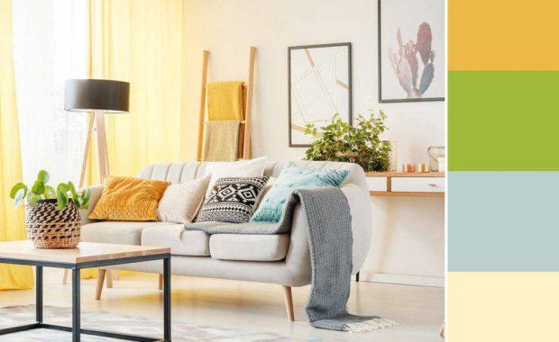 Δημιουργικές ιδέες για το βάψιμο του σπιτιού