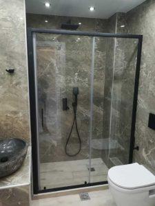 Ανακαίνιση μπάνιου στον Ταύρο